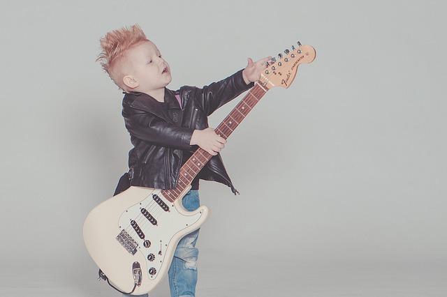 4 conseils pour faire aimer la musique à vos enfants dès son plus jeune âge