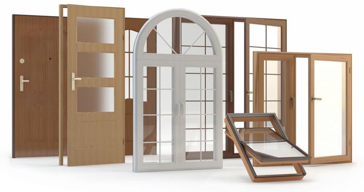 Faites votre choix entre les menuiseries en PVC, en alu et en bois!